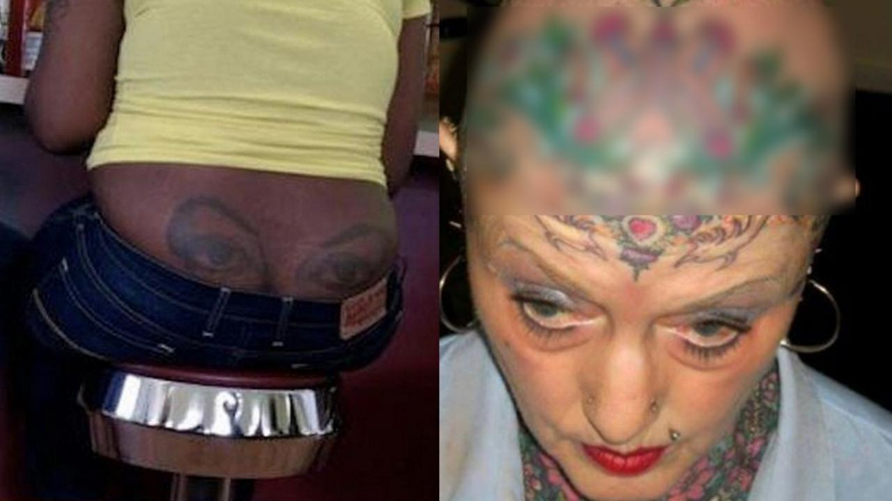 30 unbelievably shit tattoos that 39 ll make you question for Tattoo shops in queenstown nz