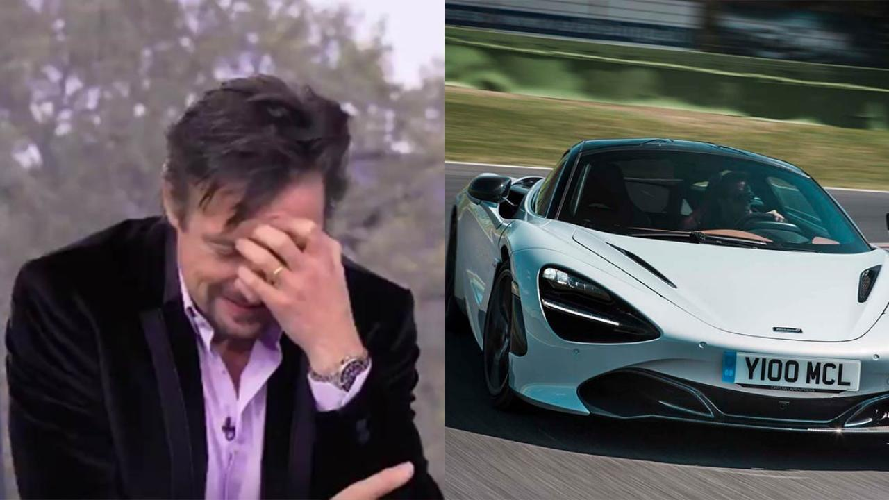 Richard Hammond Cars: Richard Hammond Ruined A Stupidly Expensive Car AGAIN