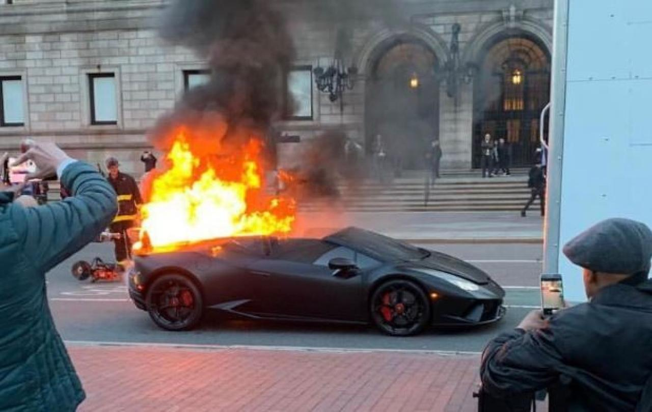 Watch Guts For The Owner Of This Lamborghini Huracan Spyder That
