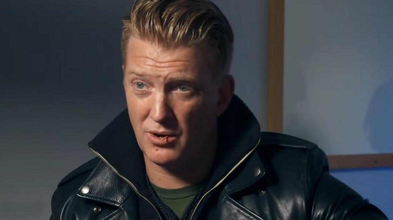 Josh Homme responds to critics of new Queens Of The Stone ...