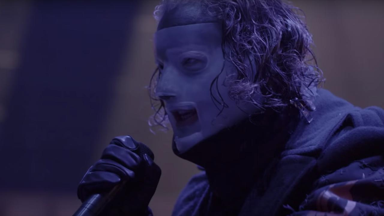 WATCH: Slipknot's bloody heavy new single & music video 'Solway Firth'