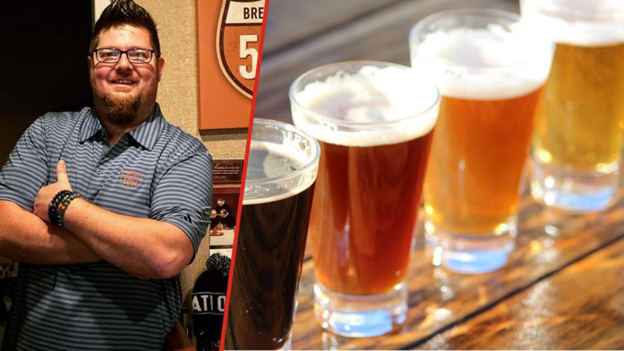 Bloke drops 20kgs after sinking nothing but beersies for 46 days