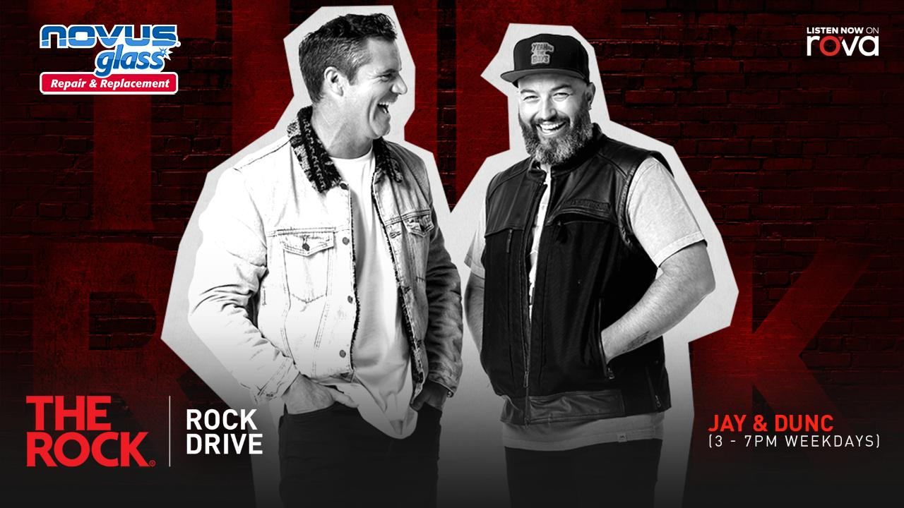 Rock Drive with Jay & Dunc